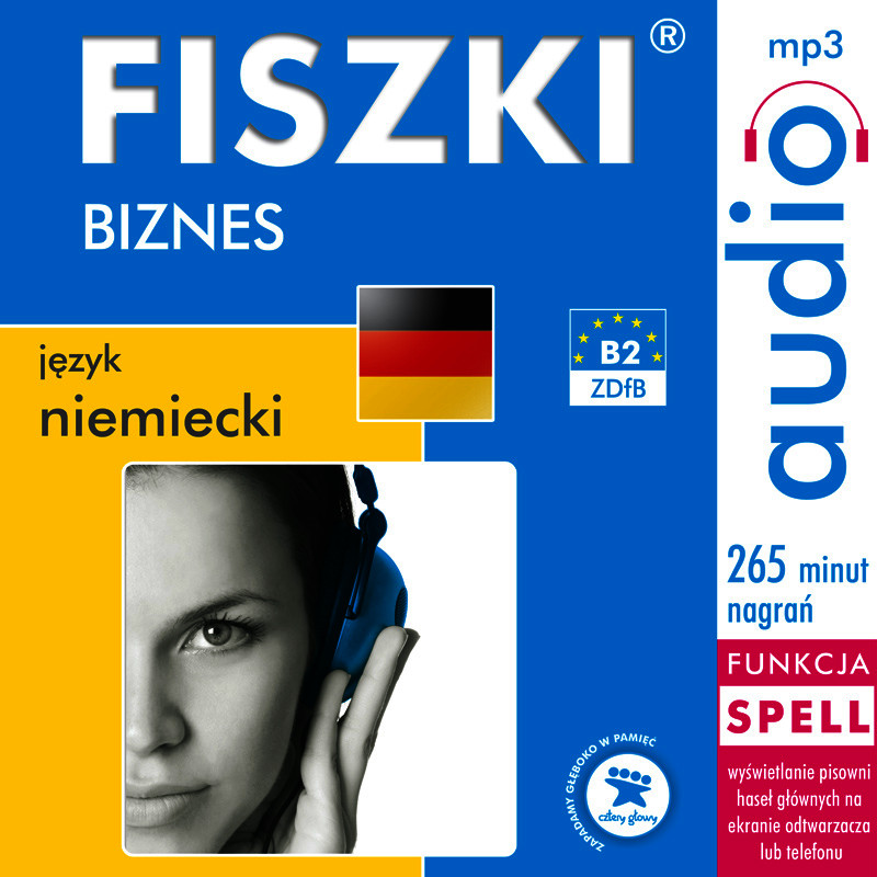 :: FISZKI audio - j. niemiecki - Biznes - audio kurs - pobierz kurs audio ::