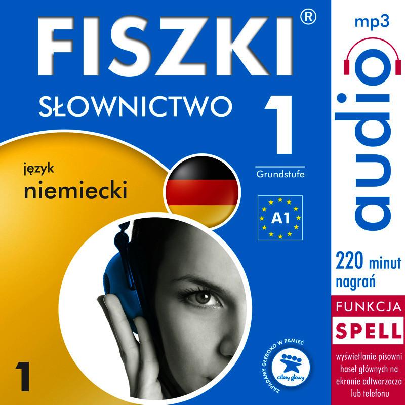:: FISZKI audio - j. niemiecki - Słownictwo 1 - audio kurs - pobierz kurs audio ::