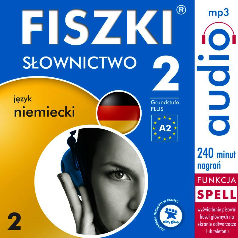 :: FISZKI audio - j. niemiecki - Słownictwo 2 - audio kurs - pobierz kurs audio ::