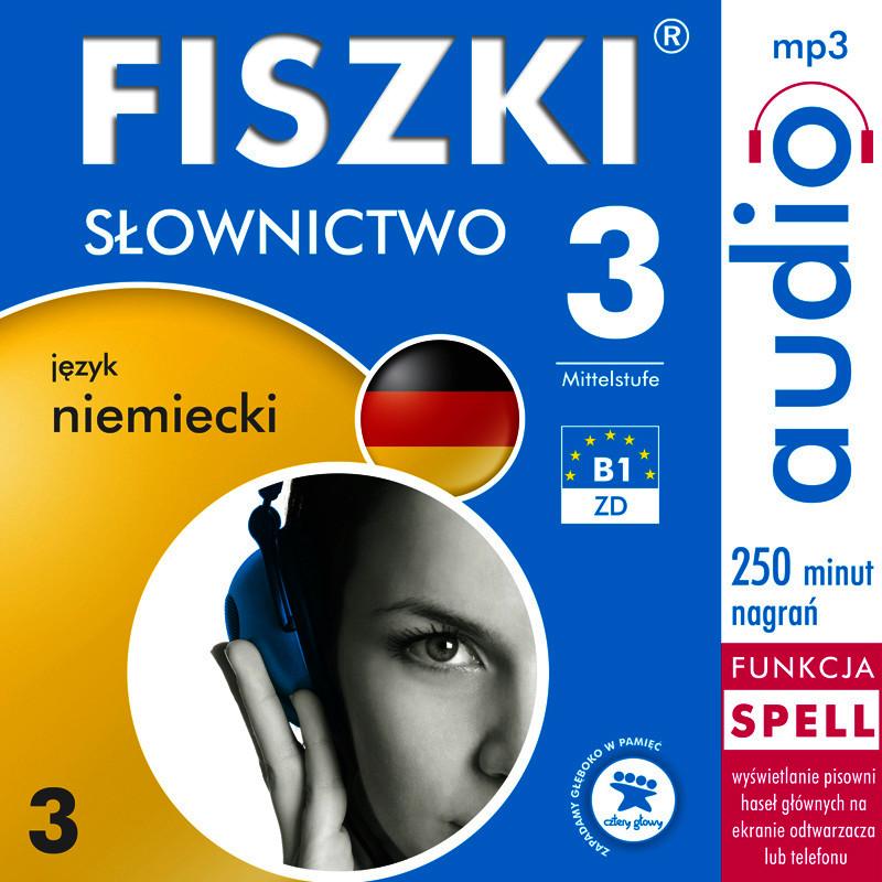:: FISZKI audio - j. niemiecki - Słownictwo 3 - audio kurs - pobierz kurs audio ::