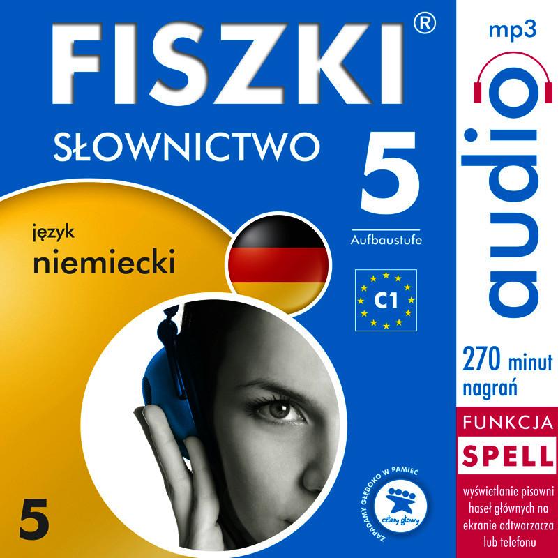 :: FISZKI audio - j. niemiecki - Słownictwo 5 - audio kurs - pobierz kurs audio ::
