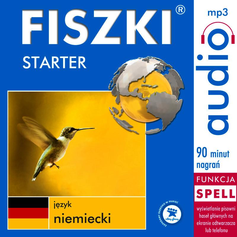 :: FISZKI audio – język niemiecki – Starter - audio kurs  - pobierz kurs audio ::