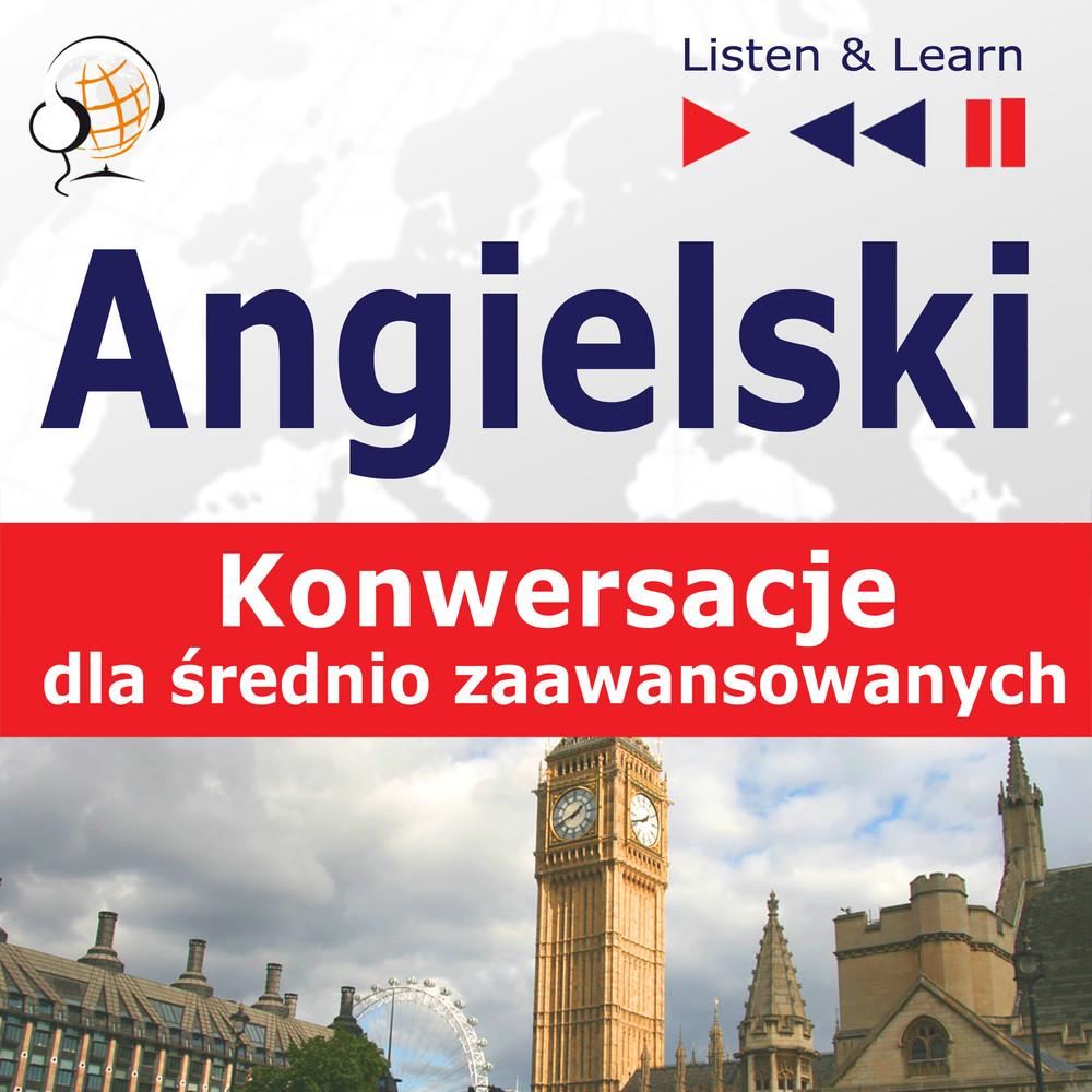 :: Angielski na mp3 - Konwersacje dla średnio zaawansowanych - audio kurs  - pobierz kurs audio ::