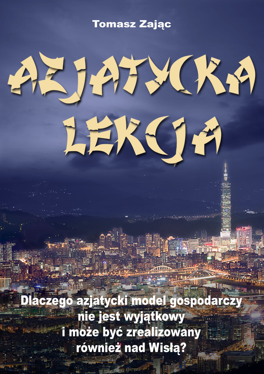Azjatycka lekcja ebook