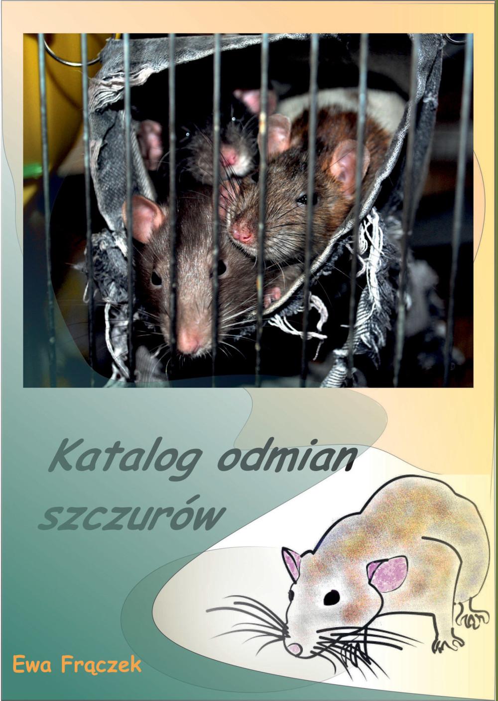 Katalog odmian szczurów ebook