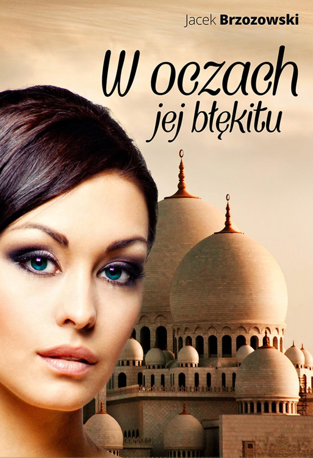 W oczach jej błękitu ebook