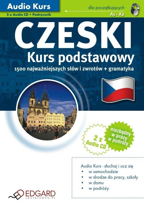 Czeski Kurs podstawowy - audio kurs - EDGARD, audiobook, czeski dla początkujących, języki obce, kurs audio, książki audio, mp3, czeski ze słuchu, epartnerzy.com