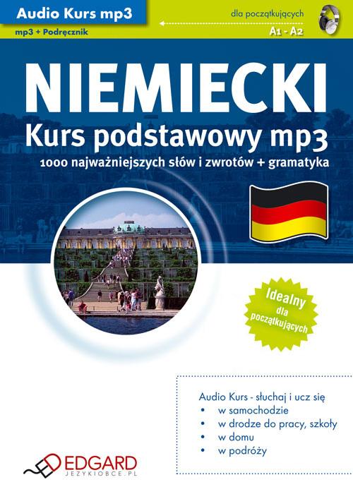 Kurs Niemieckiego na MP3 - Audiobook - pobierz