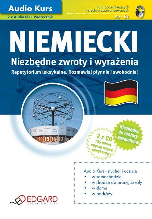 :: Niemiecki Niezbędne zwroty i wyrażenia - audio kurs - pobierz kurs audio ::