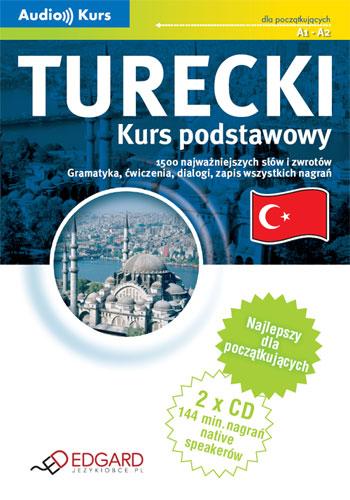 Turecki Kurs podstawowy - audio kurs - EDGARD, audiobook, turecki dla początkujących, języki obce, kurs audio, książki audio, mp3, turecki ze słuchu, ćwiczenia, gramatyka, zwroty, epartnerzy.com