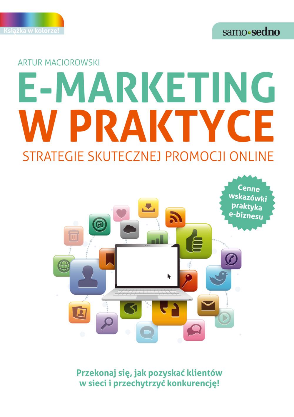 :: E-marketing w praktyce. Strategie skutecznej promocji online - e-book ::