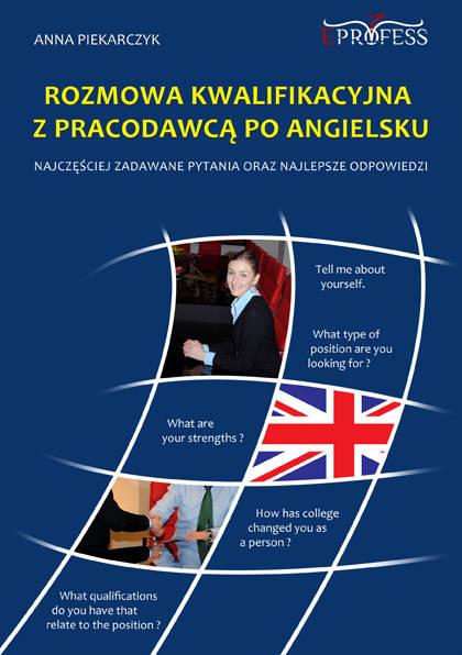 :: Rozmowa kwalifikacyjna z pracodawcą po angielsku – ebook - pobierz e-książkę ::