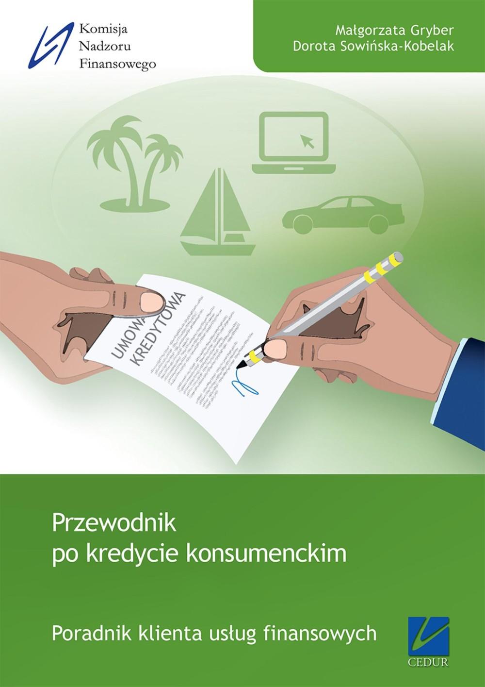 Przewodnik po kredycie konsumenckim ebook