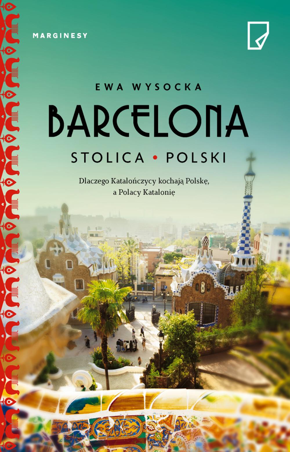 Barcelona - stolica Polski ebook
