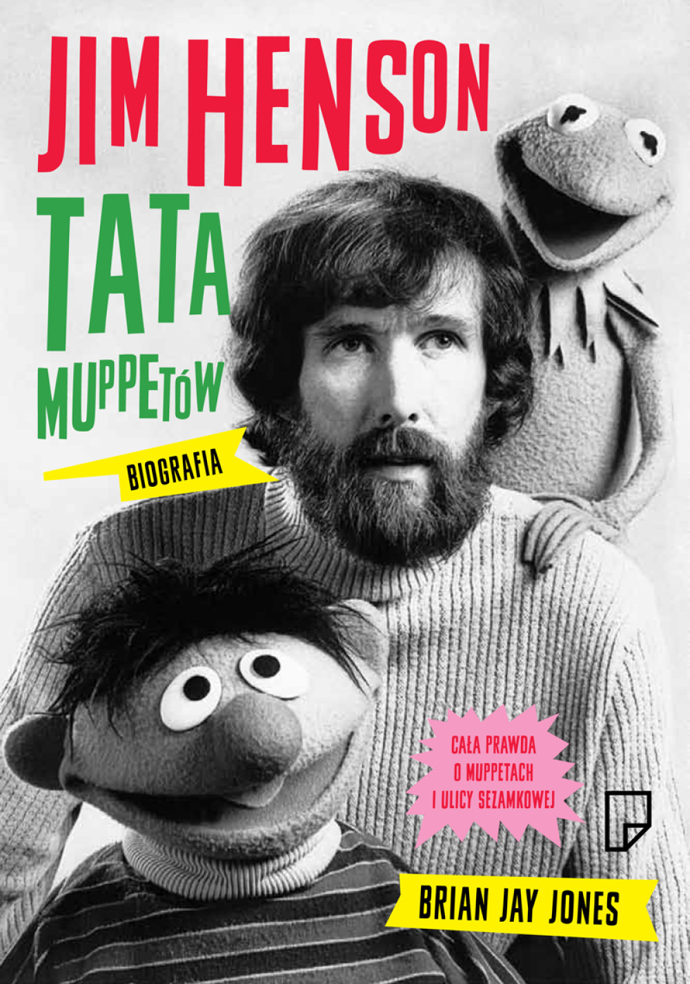 Jim Henson. Tata Muppettów ebook