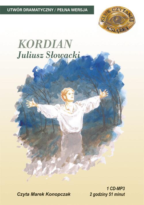 Kordian - audiobook - Zobacz więcej