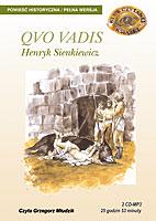 QUO VADIS - HENRYK SIENKIEWICZ, MTJ - książka audio, audiobook