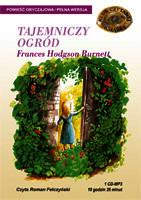 TAJEMNICZY OGRÓD, FRANCES HODGSON BURNETT, MTJ - książka audio, audiobook