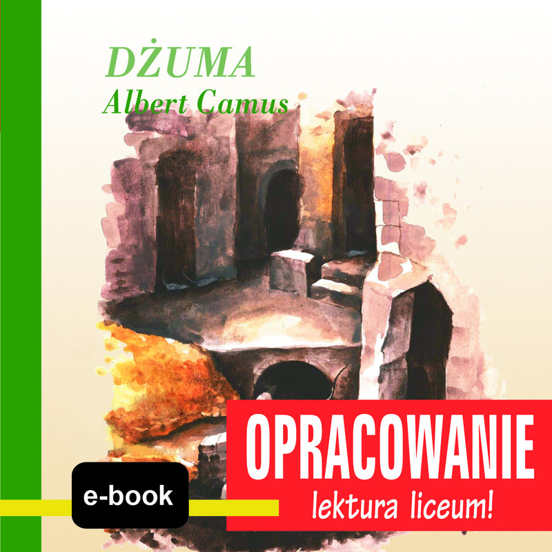 Dżuma ebook