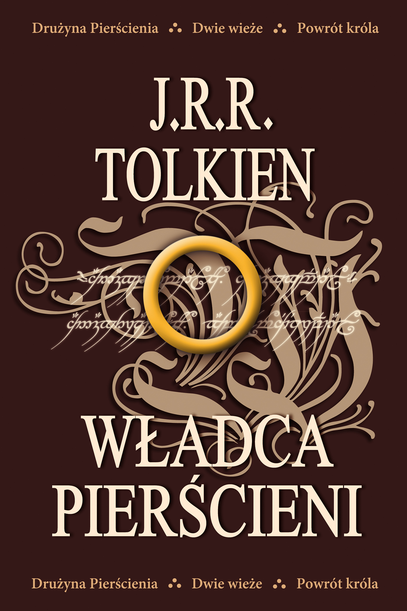 Władca Pierścieni. Tom I-III ebook