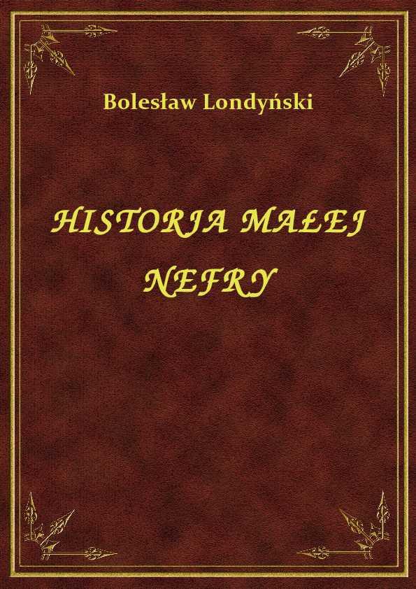 Historja Małej Nefry ebook