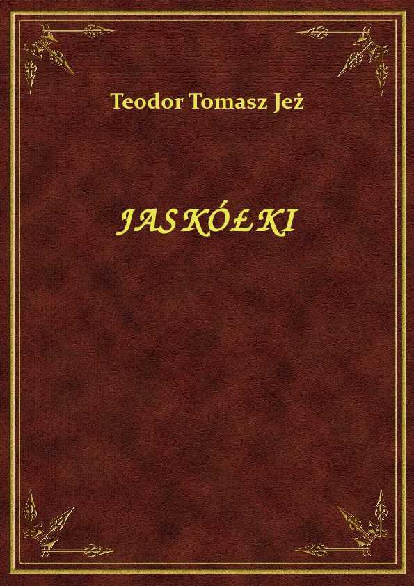 Jaskółki ebook