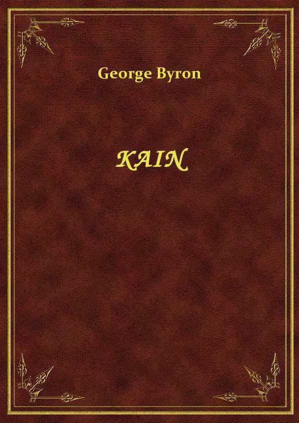 Kain ebook