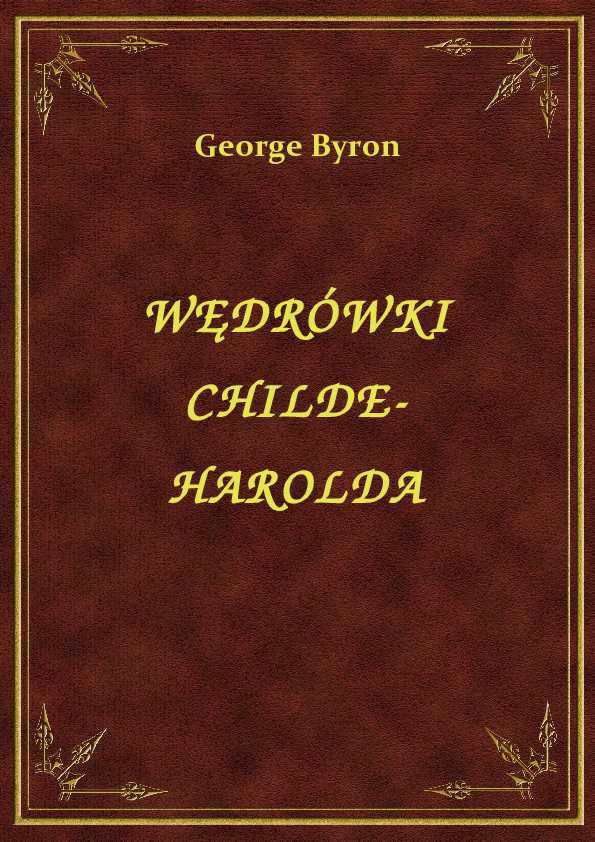 Wędrówki Childe-Harolda ebook