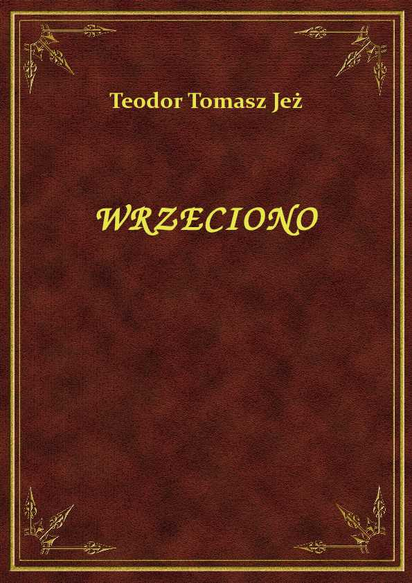 Wrzeciono ebook