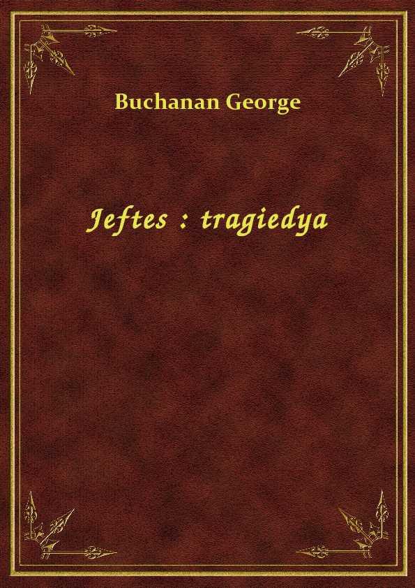 Jeftes : tragiedya ebook