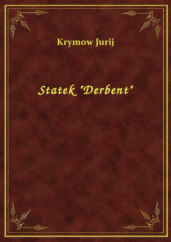 Statek Derbent ebook