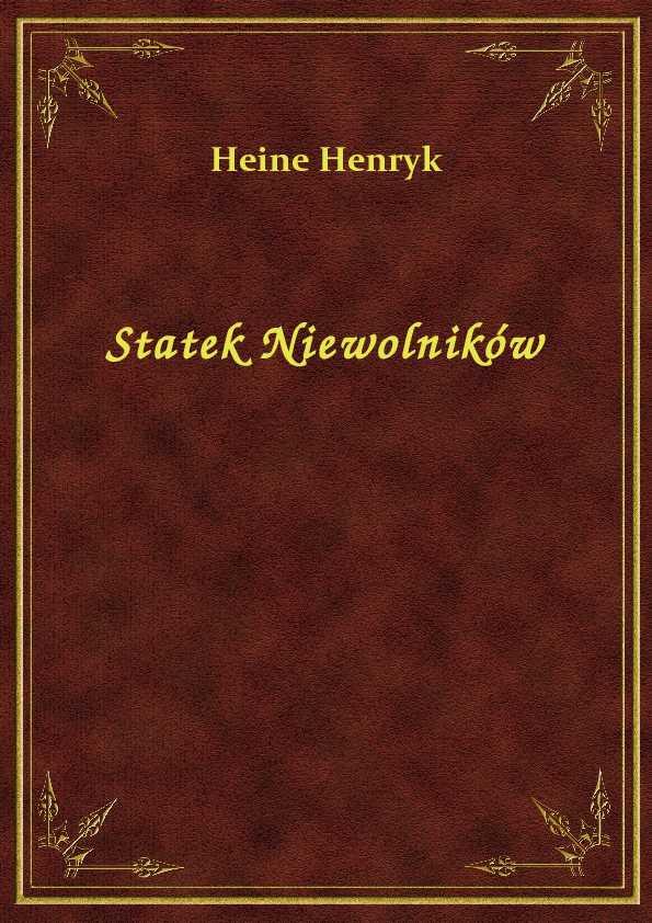 Statek Niewolników ebook
