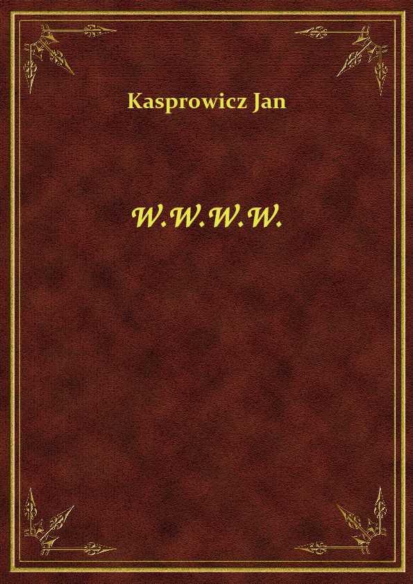 W.W.W.W. ebook