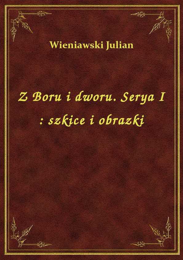 Z Boru i dworu. Serya I : szkice i obrazki ebook