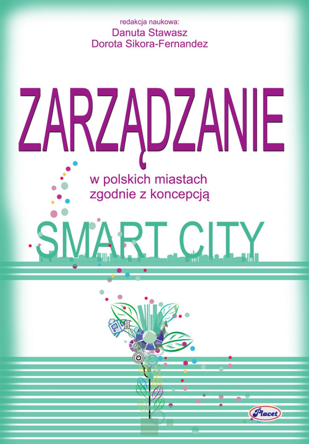 Zarządzanie w polskich miastach zgodnie z koncepcją smart city ebook