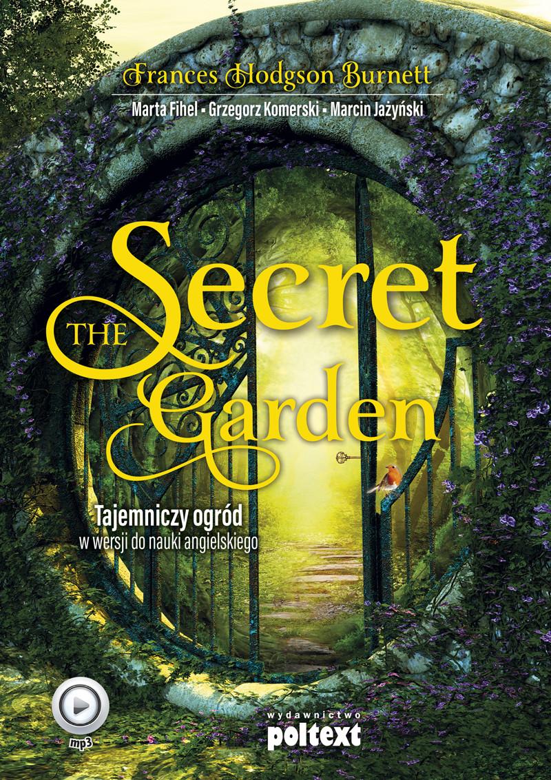 The Secret Garden Tajemniczy Ogród W Wersji Do Nauki