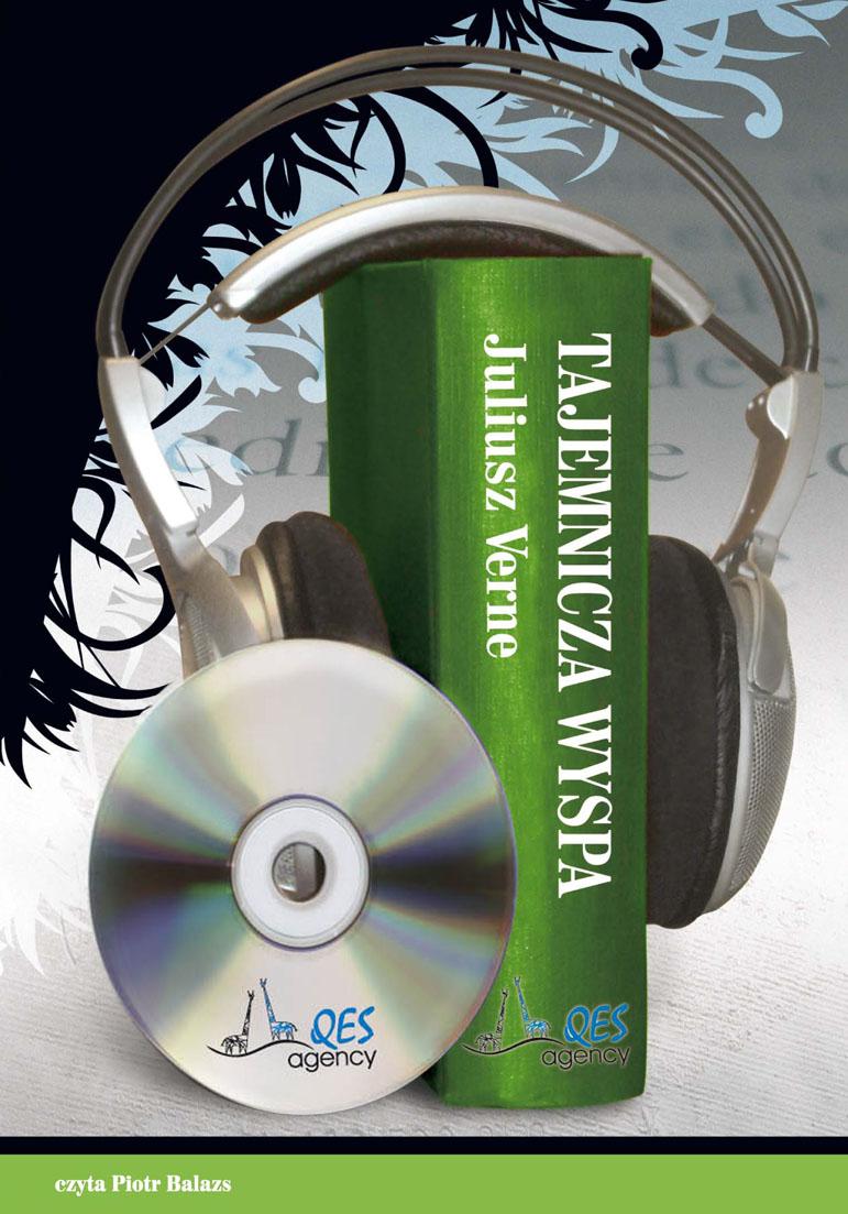 Tajemnicza Wyspa - audiobook – Juliusz Verne, QES Agency, audiobook, książki audio, obyczajowe, powieść, literatura piękna, dla dzieci i młodzieży, przygodowe, mp3, epartnerzy.com