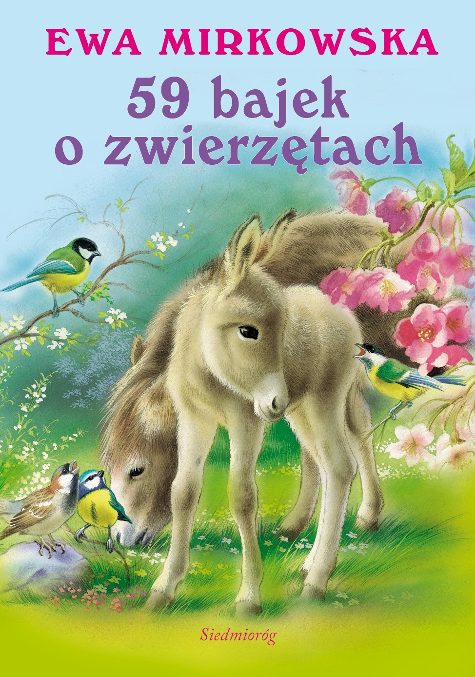 59 bajek o zwierzętach - Ewa Mirkowska