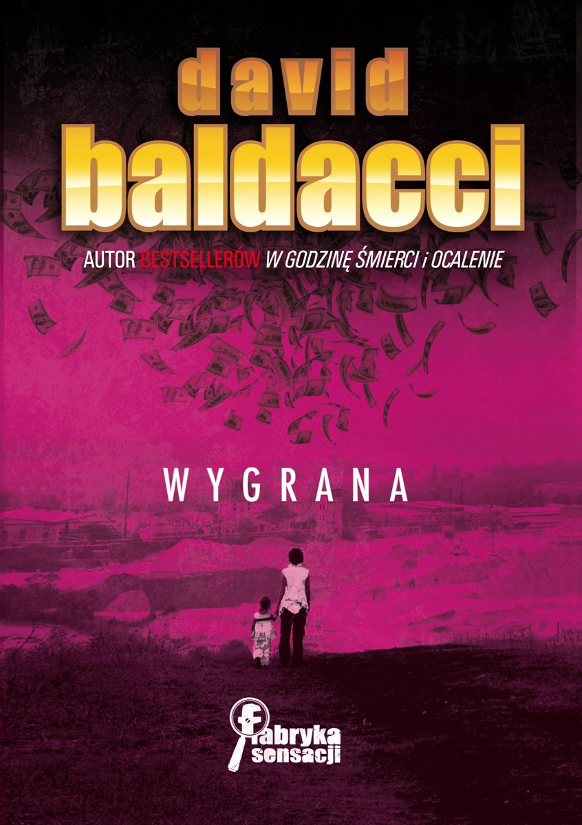kryminał,kryminał,sensacja,thriller,ebook, Wygrana – ebook.Autor: David Baldacci
