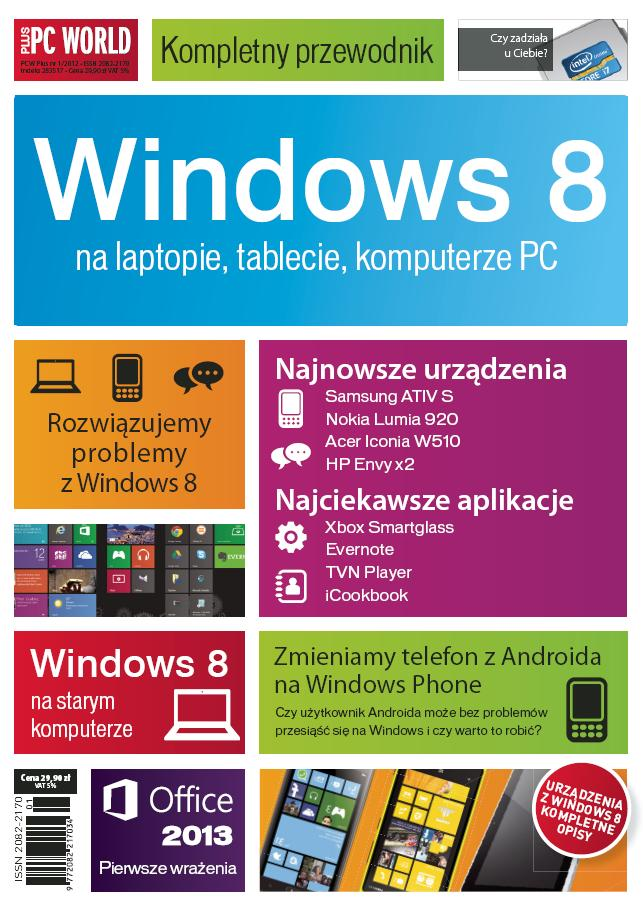 PC World Plus - e-wydanie – 1/2012 - Windows 8