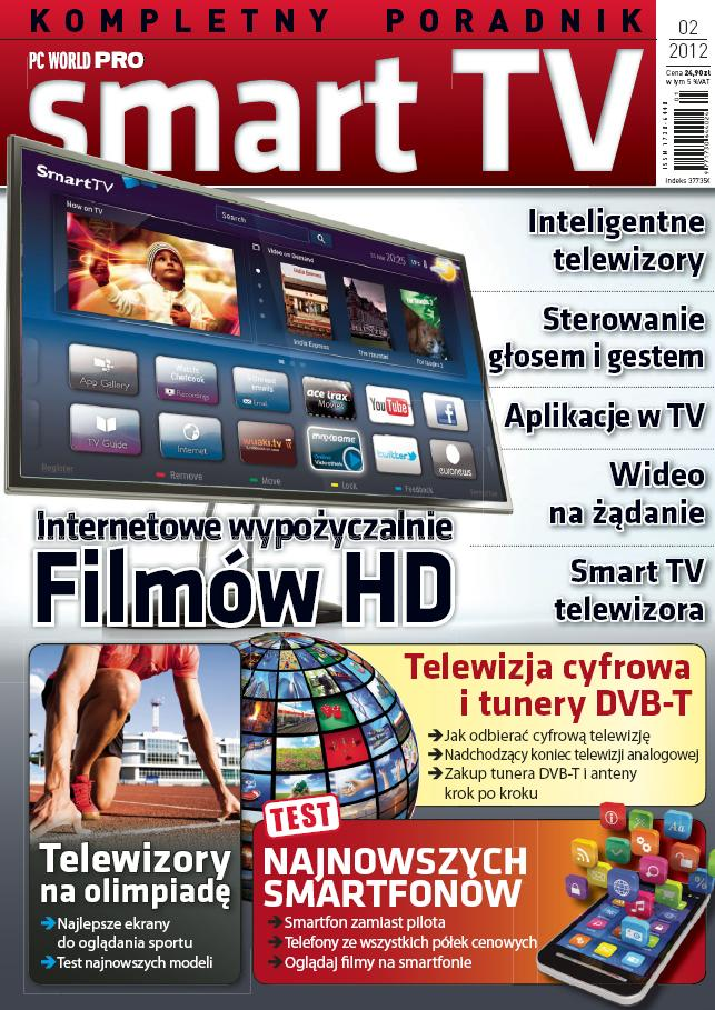 PC World Pro - e-wydanie – 2/2012 - Smart TV