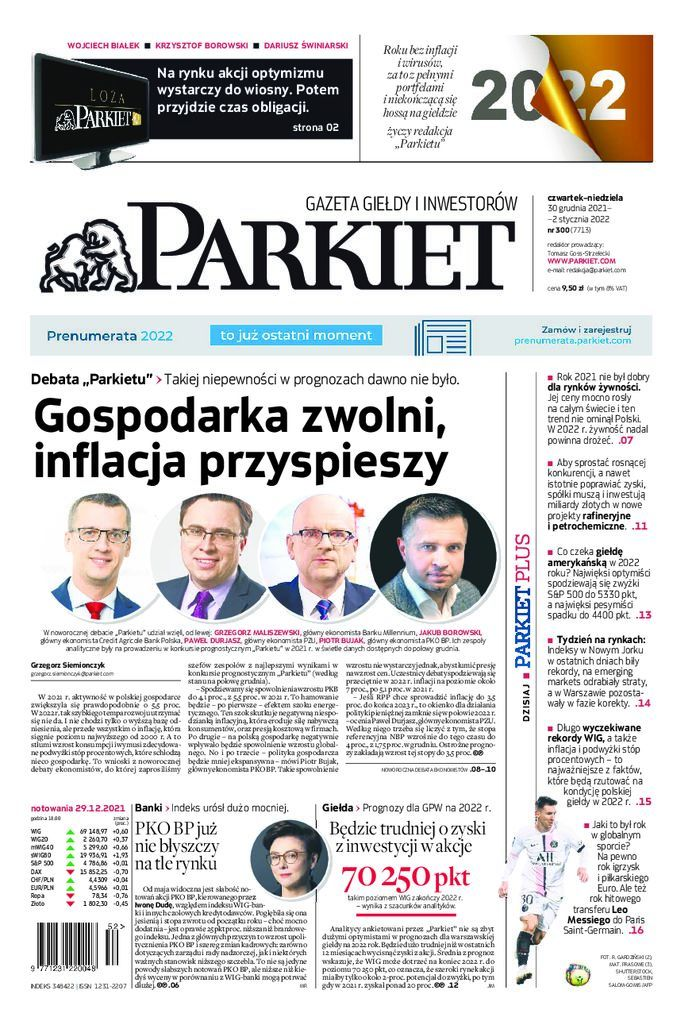 Parkiet - e-wydanie