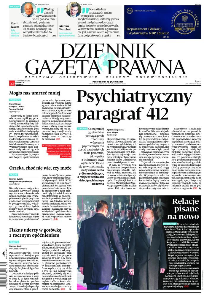 Dziennik Gazeta Prawna - e-wydanie
