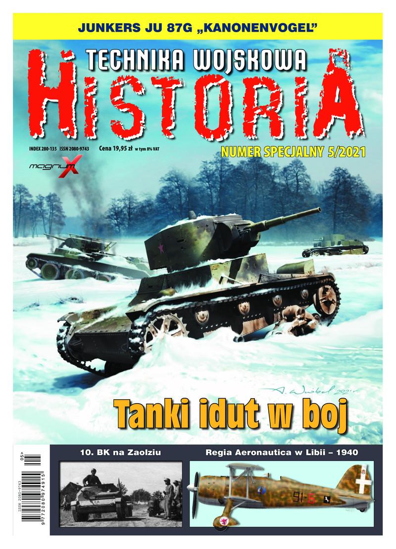 Technika Wojskowa historia Numer Specjalny