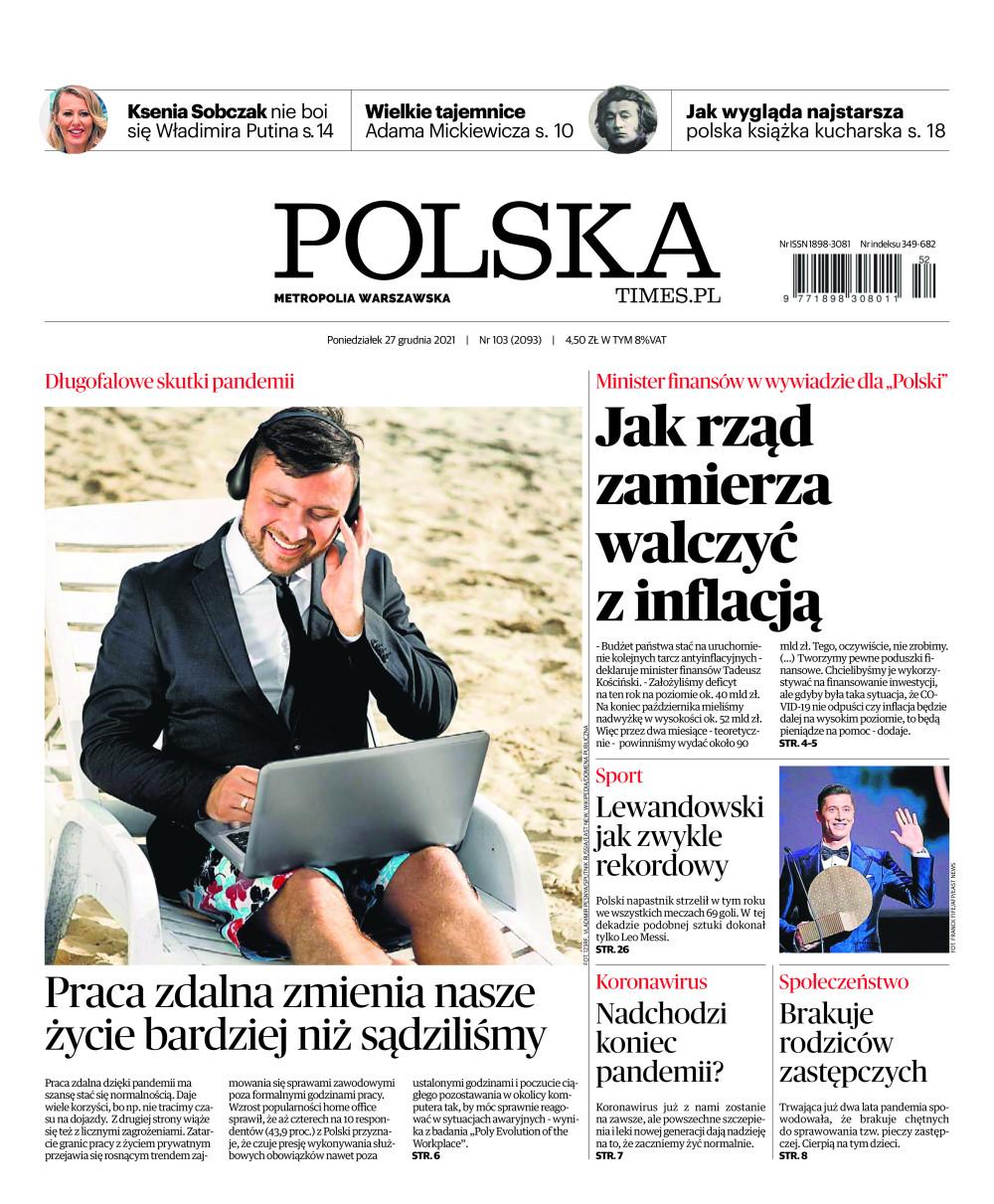 Polska - Metropolia Warszawska – e-wydanie
