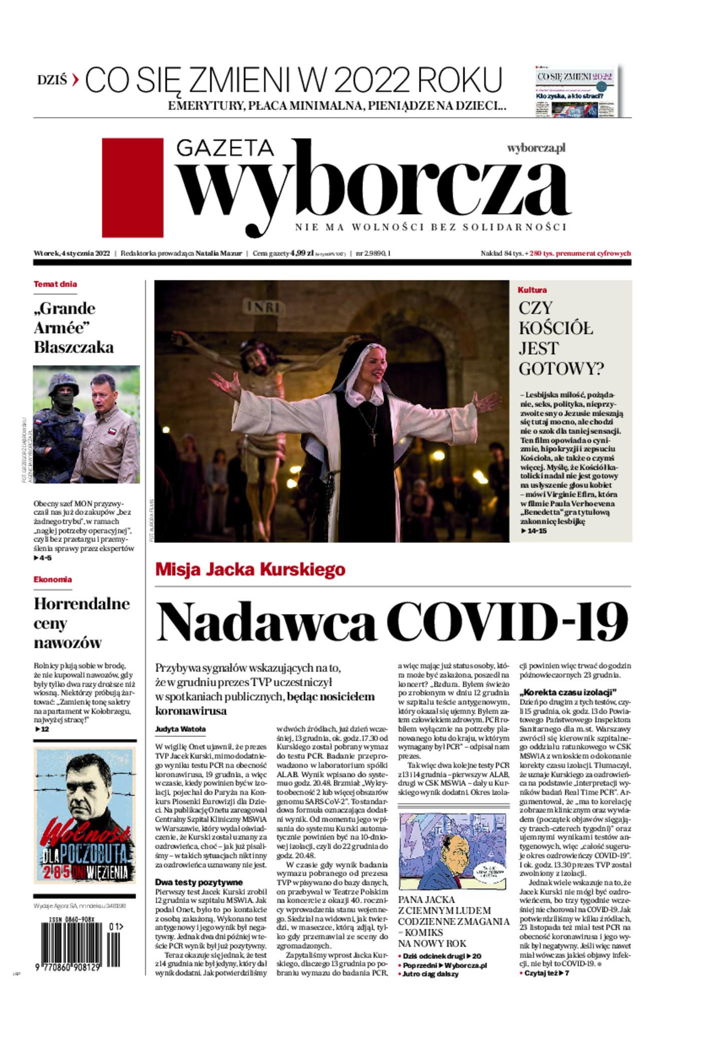 Gazeta Wyborcza Toru� - ePrasa, dziennik, czasopismo spo�eczno-informacyjne, polityka, gospodarka, biznes