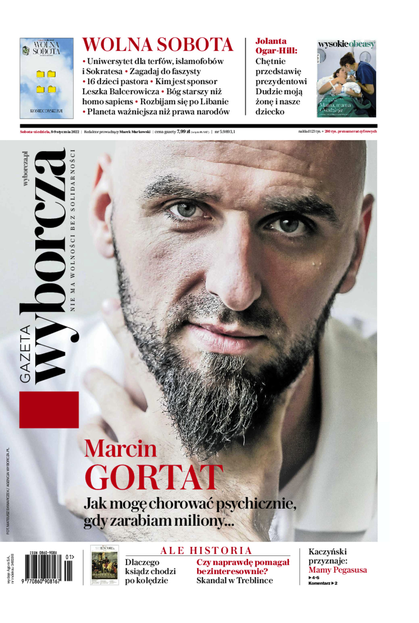 Gazeta Wyborcza - Warszawa – e-wydanie