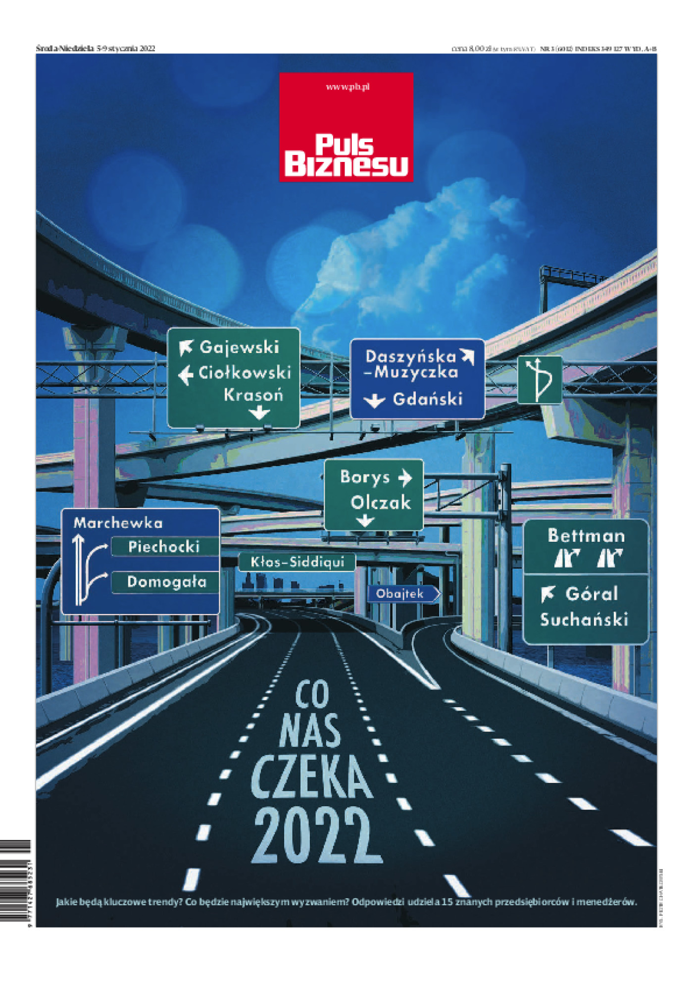 Puls Biznesu  - ePrasa, dziennik, czasopismo społeczno-informacyjne, polityka, gospodarka, biznes