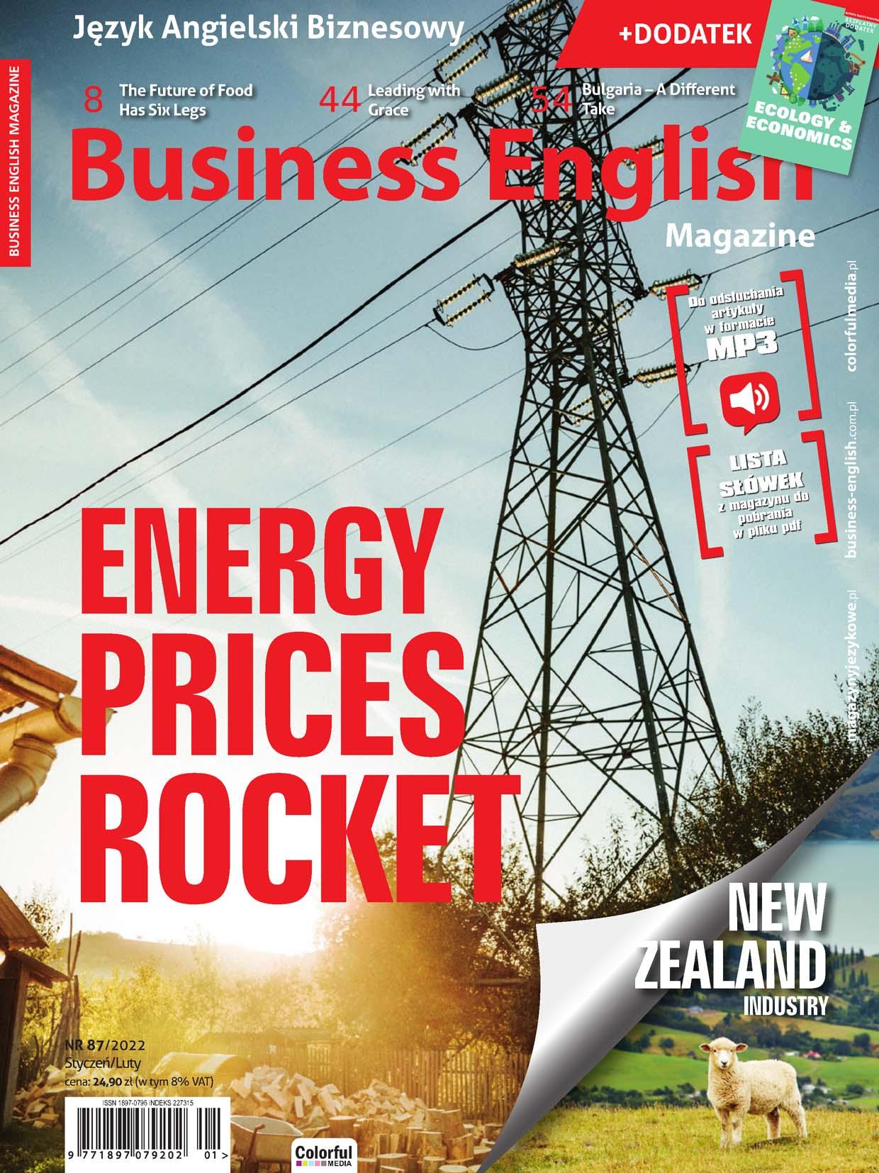 Business English Magazine - e-wydanie