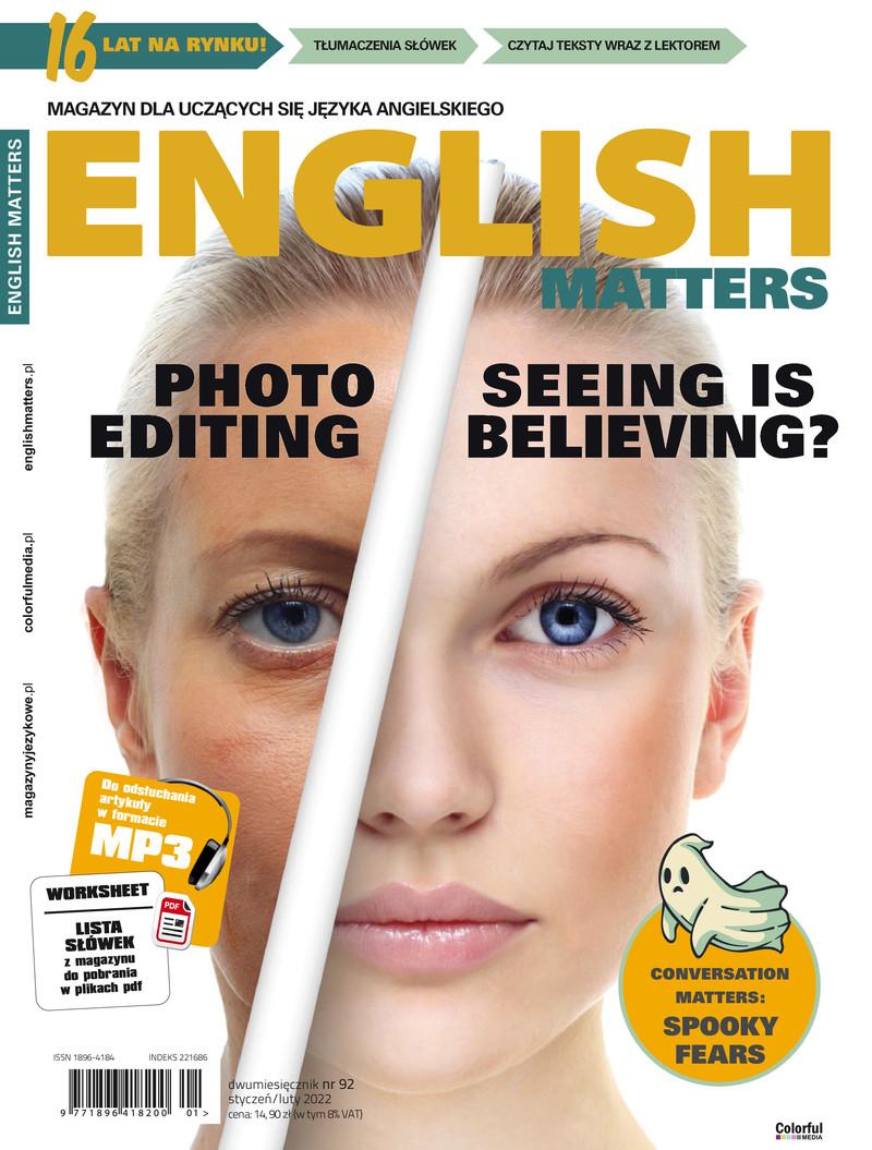 English,Matters